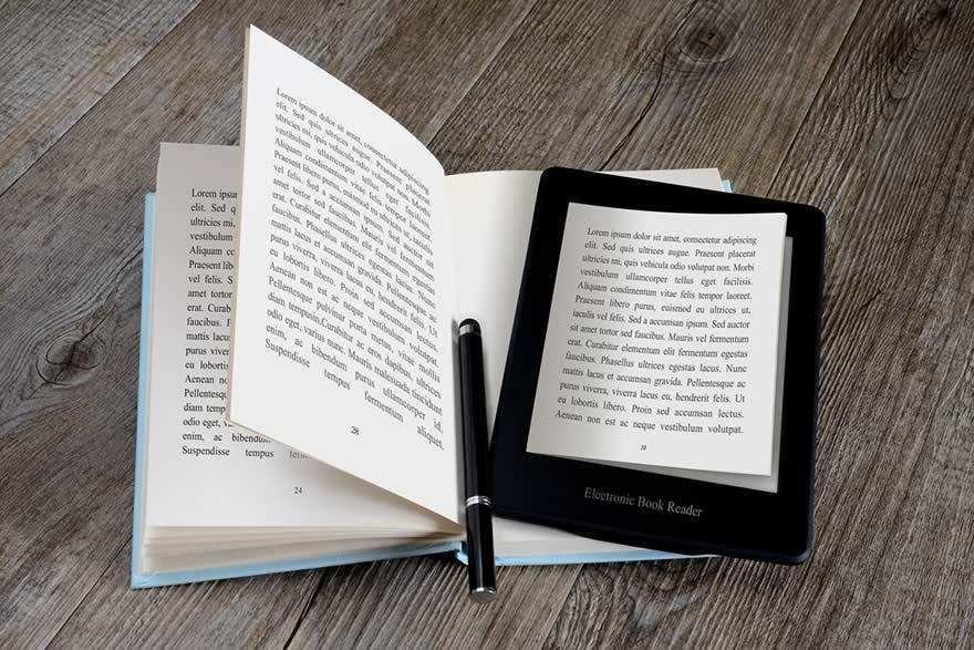 Print Books Outselling Ebooks