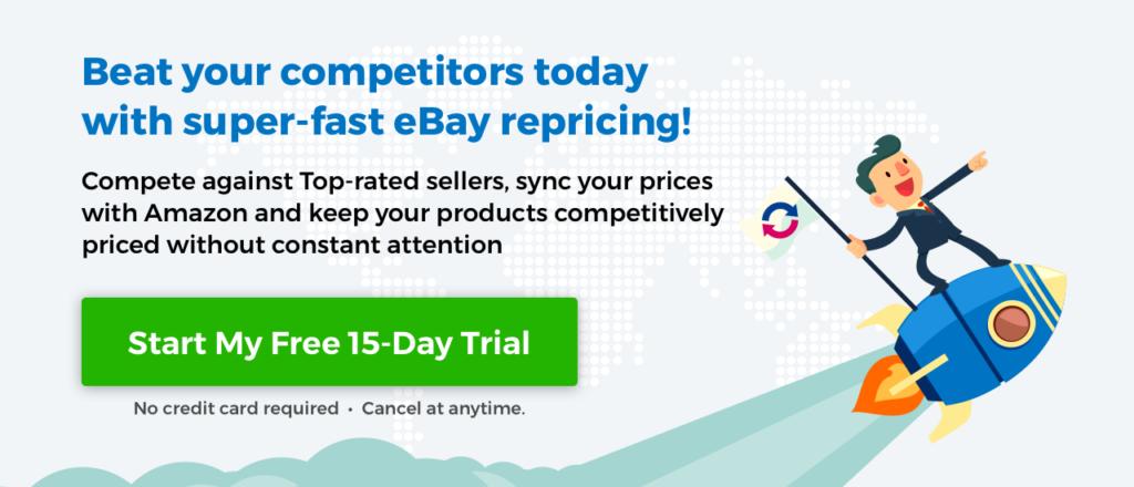 eBay repricing CTA