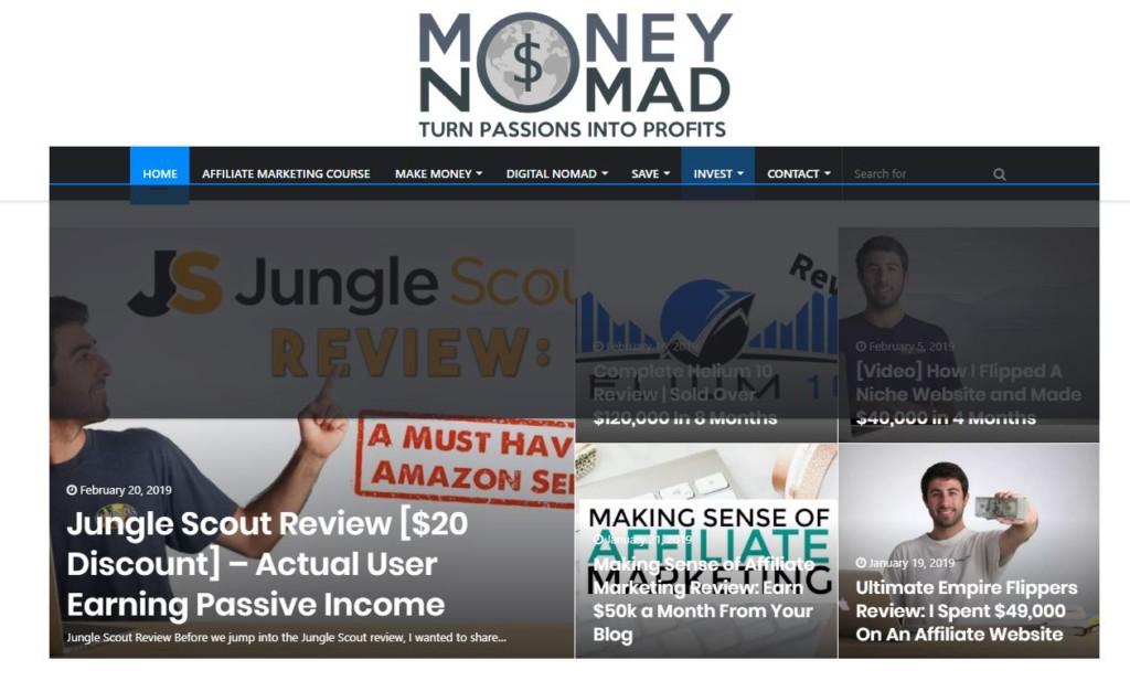 Money Nomad
