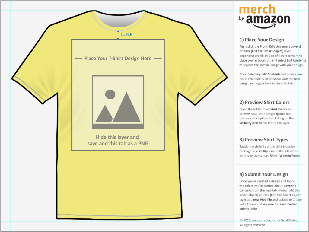 Shirt design tips