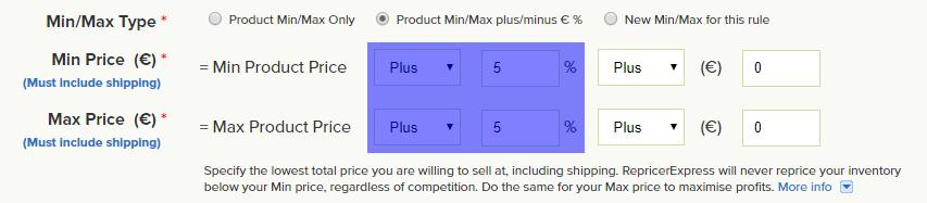 Min Max example