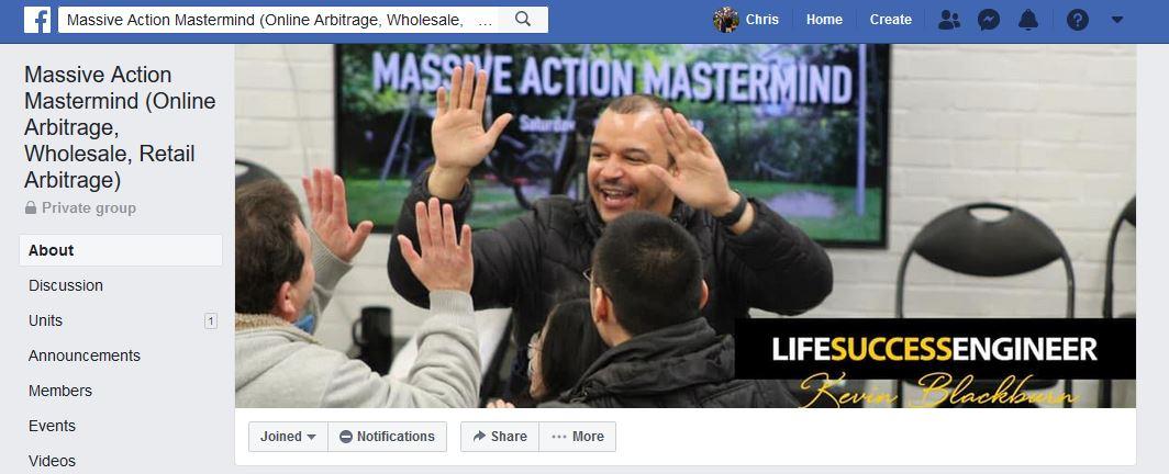 Massive Action Mastermind