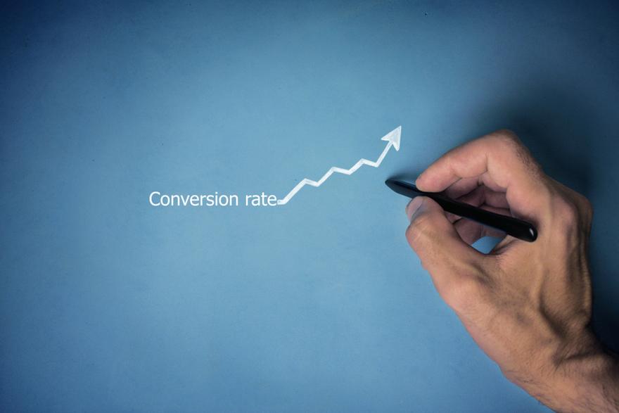 Amazon conversion rate
