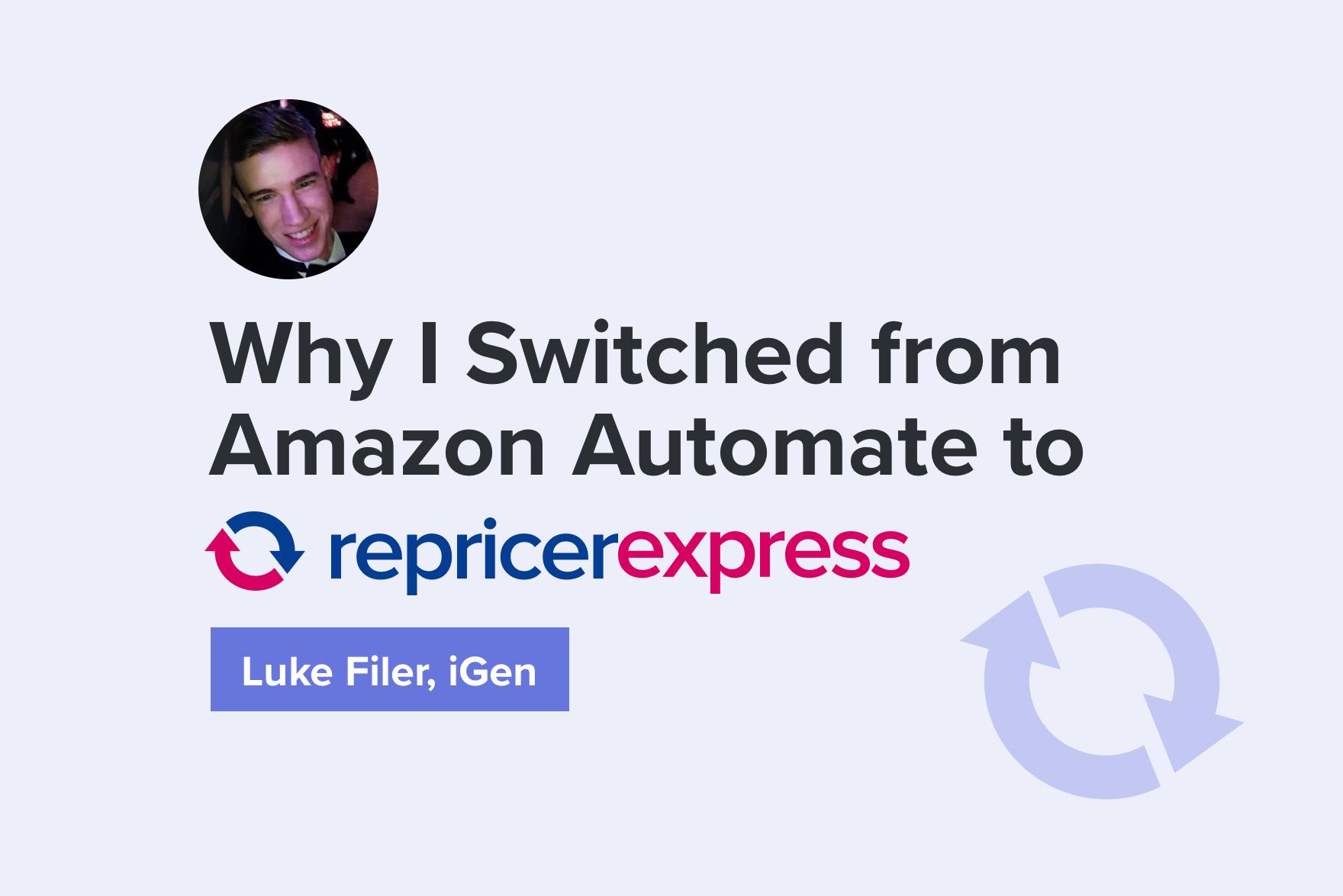 Luke File RepricerExpress
