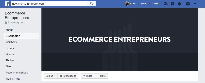 Ecommerce Entrepreneurs