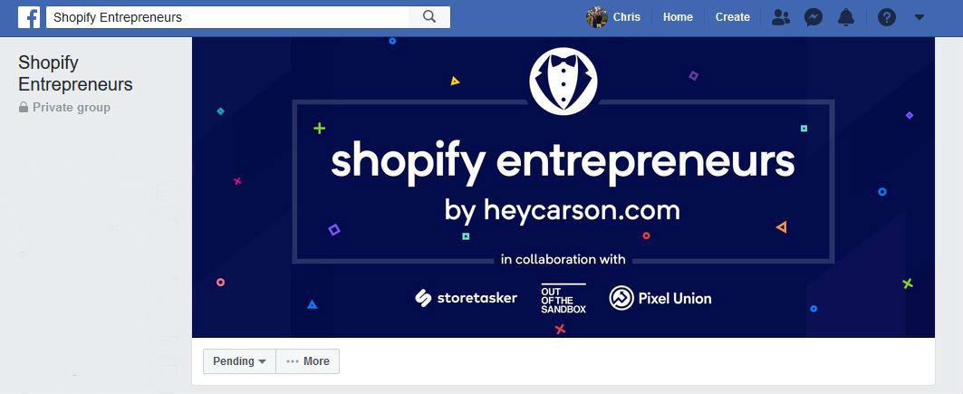Shopify Entrepreneurs