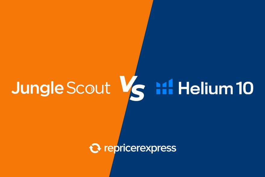 Jungle Scout vs Helium10