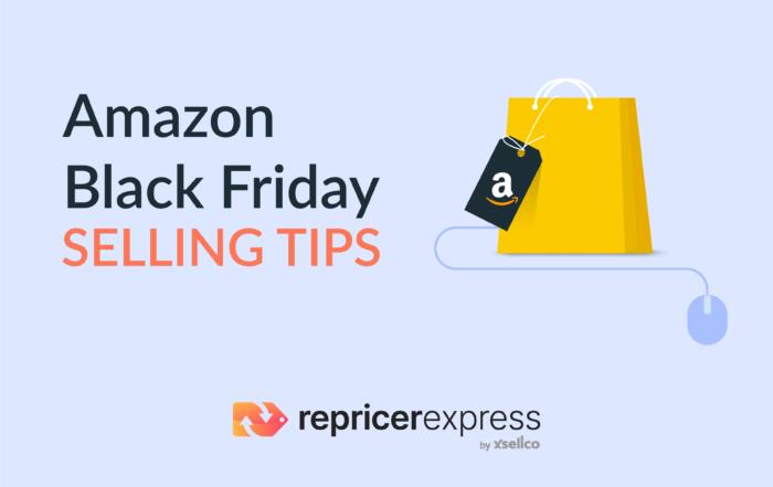 Amazon Black Friday Selling Tips